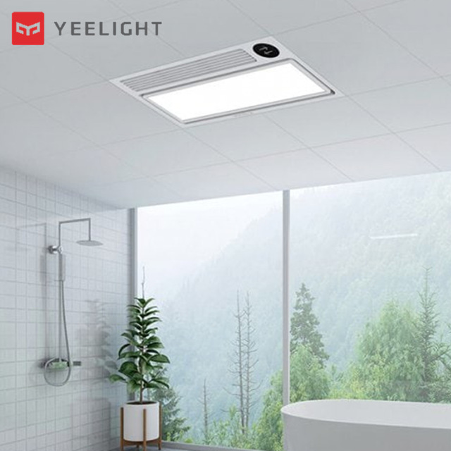 2019 Xiaomi Yeelight Smart 8 In1 LED Bath Heater Pro Ceiling Light Bathing Light For Mihome APP Remote Control For Bathroom-in Smart Remote Control from Consumer Electronics