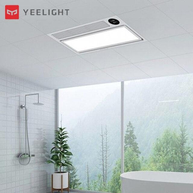 2019 Xiaomi Yeelight Smart 8 In1 LED chauffe-bain Pro plafonnier lumière de bain pour Mihome APP télécommande pour salle de bain