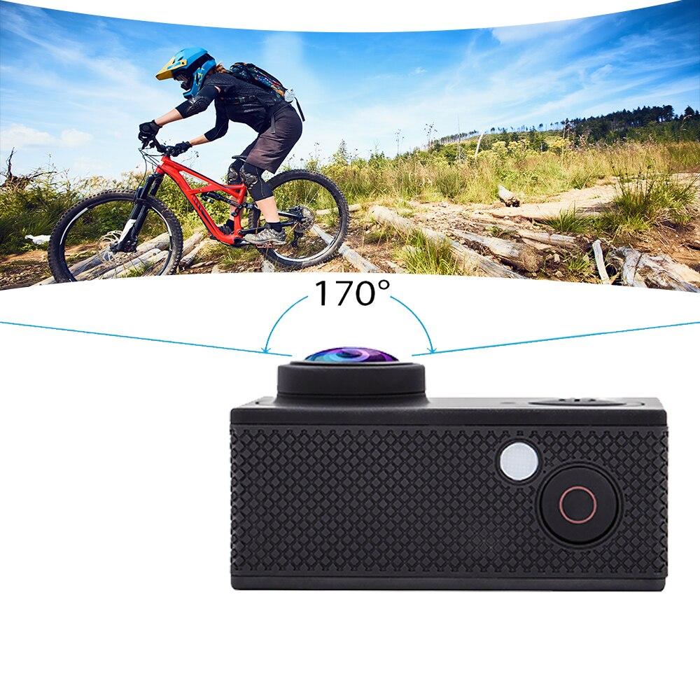 Nouveauté! caméra d'action Eken H10R/H10 Ultra HD 4 K 30 m étanche 2.0 'écran 1080 p caméra sport go extreme pro cam - 4