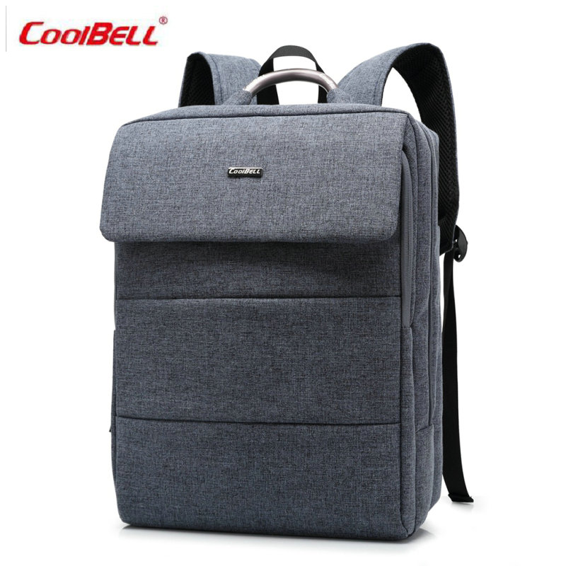 COOLBELL Multifunction Anti thief Men 15.6 inch Laptop Backpacks For Teenager Fashion Male Mochila Leisure Travel backpack -FF multifunction usb charging men 14 15 inch laptop backpacks for teenager fashion male mochila leisure travel backpack anti thief