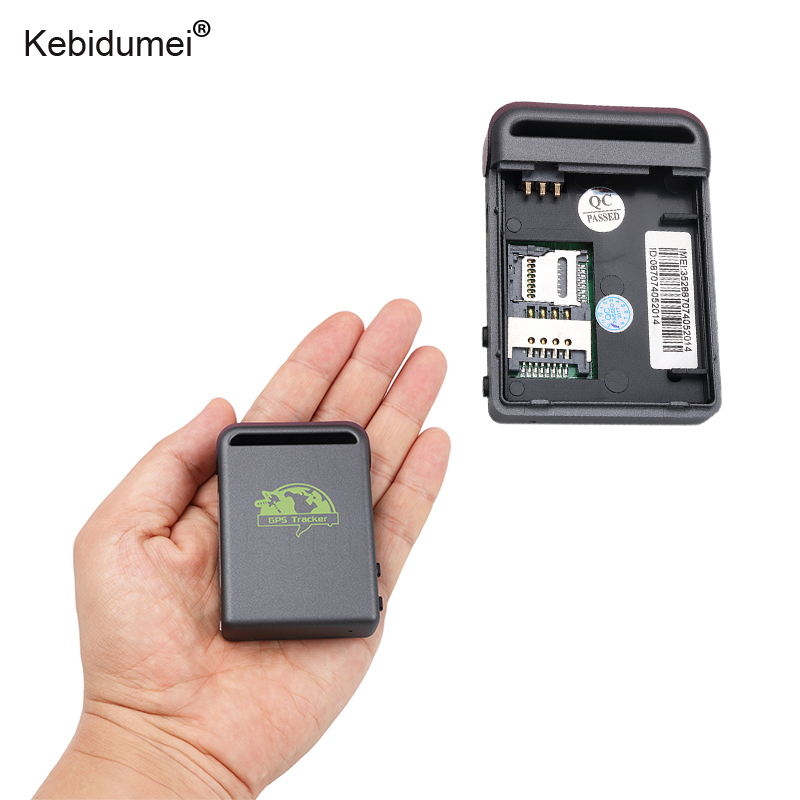 Kebidumei GPS Locator Vehicle-Tracker Track-Device Mini Real-Time GSM/GPRS Car Car-Detector