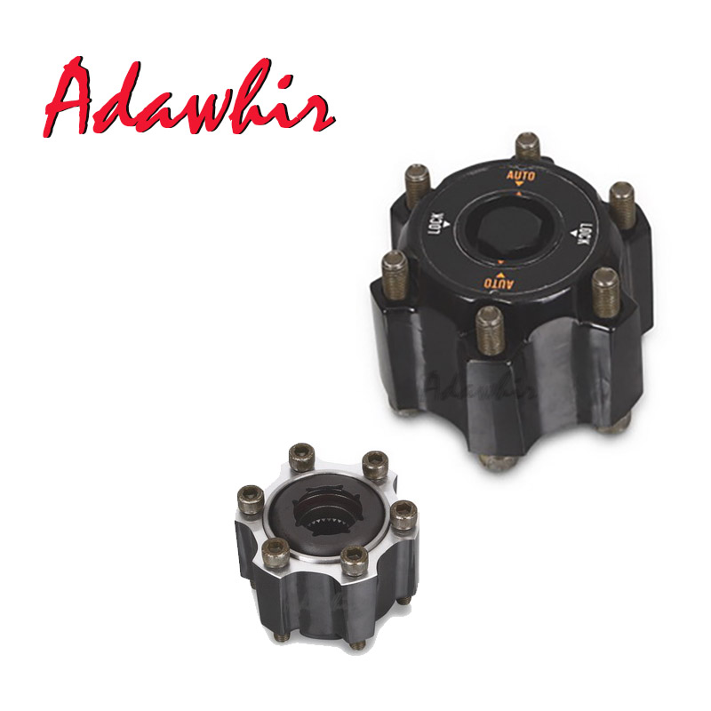 1 piece x FOR NISSAN Safari GU Y61 Automatic Free wheel locking hubs B017 40250 VB200 40250VB200-in Hub Caps from Automobiles & Motorcycles    1