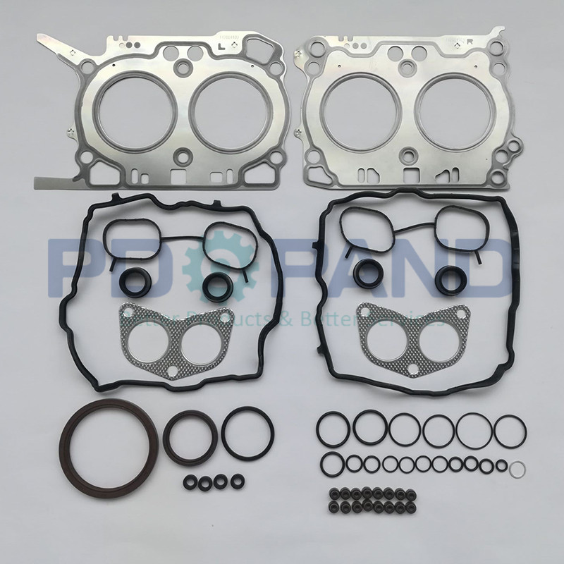 US $45 71 18% OFF|FB20 Engine Full Set of Rebuilding Gasket Kit 10105AB400  For SUBARU Forester 2 0I/X/XS 2011 2012 SJ 2 0 2013 2014-in Engine