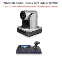 PTZ Remote controller Keyboard plus 1080p60 telemedecine good video cameras hd ip hdmi 3g sdi 12x Optical zoom wide Angle