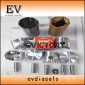 6DR5 Compelete rebuild kit для Mitsubishi engine 6DR5 поршневое кольцо гильза цилиндра комплект подшипникового клапана двигателя