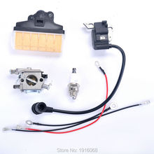 Sale Chainsaw Parts of Stihl 023 025 MS230 MS250 MS 230 MS 250 Walbro Carburetor Carb Ignition Coil Air Filter