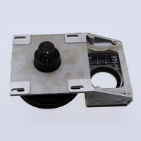 cnc router accessories Helical tooth belt gear box,gear box gear rack and synchronous wheel reducer box