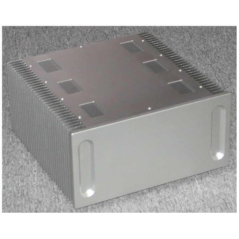 WA131 полностью алюминиевый (непористый) чистый задний класс A класс усилитель корпус усилителя шасси