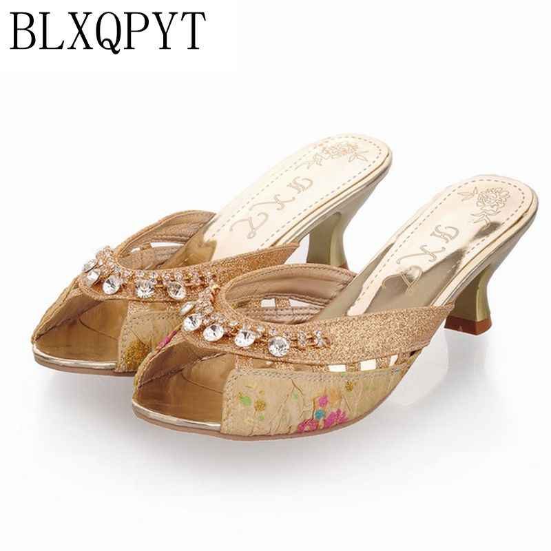 2017 Time-limited Rushed Sapato Feminino Summer Style Women Shoes Casual Home Beach Flip Flops Sandals Slippers Chanclas 518