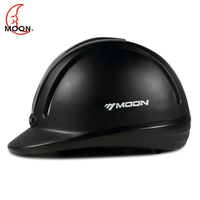 MOON Equestrian Helmet Safty Horse Riding Helmet Outdoor Sports Equipment Men Women Kids Cycling Helmet For Outdoor Horse Riding
