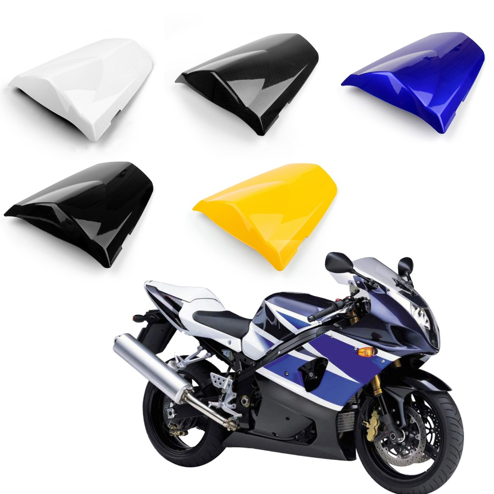 Areyourshop Motorcycle ABS Plastic Rear Seat Cover Cowl For Suzuki GSXR1000 2003-2004 Motorbike Part New Arrival Styling