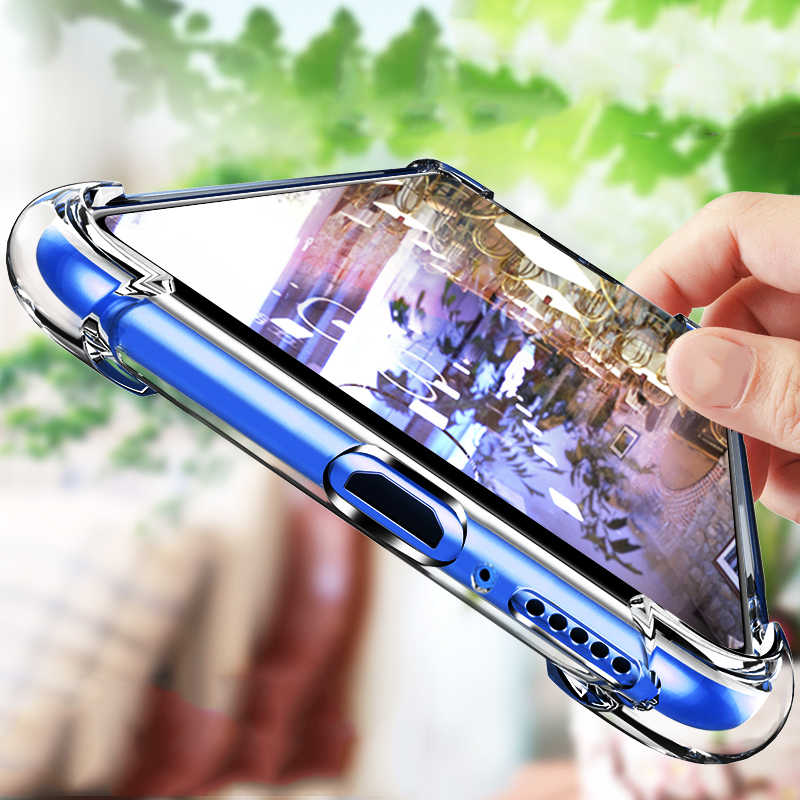 Phone Case For Huawei P30 Lite P20 Lite Mate 20 10 Pro 20X P Smart Y9 2019 For Honor 8X Max 8C 10 High Clear Shockproof Cover