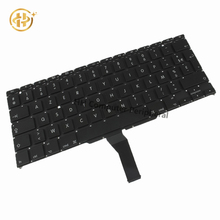 New For Macbook Air 11″ A1370 A1465 FR French Keyboard MC968 MC969 2011 2012 Year