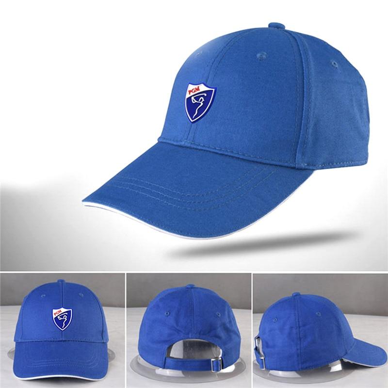 Baumwolle Sonnenschutzkappen PGM Golf Hut Komfortable Atmungsaktive - Sportbekleidung und Accessoires - Foto 2