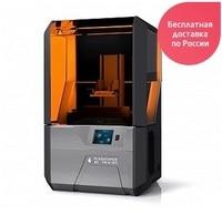 3D Flashforge Hunter DLP resin 3d printer with 1L grey standard resin