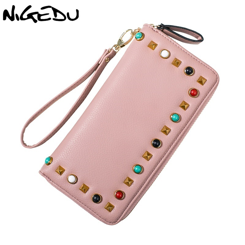 Fitness DNA No Pain Gain Galaxy Coin Purse Buckle Vintage PU Pouch Kiss-lock Wallet for Women Girl