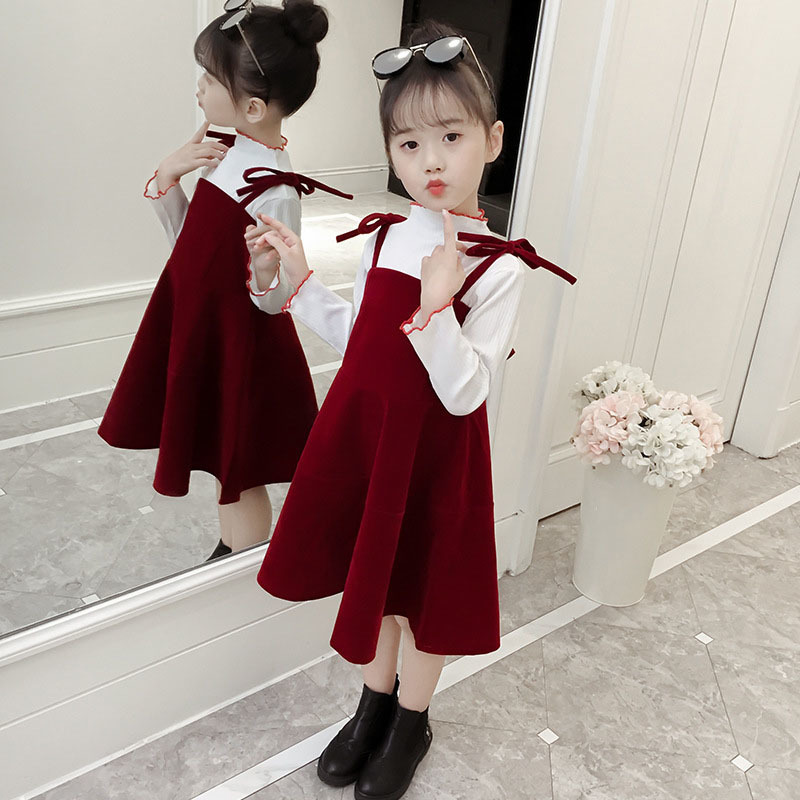9998202c2a8 Outfits For Teenage Girls Long Sleeve Tops Kids Clothes Sets Girl School  2Pcs Autumn Winter Girls Tees Princess Clothing Suits - aliexpress.com -  imall.com