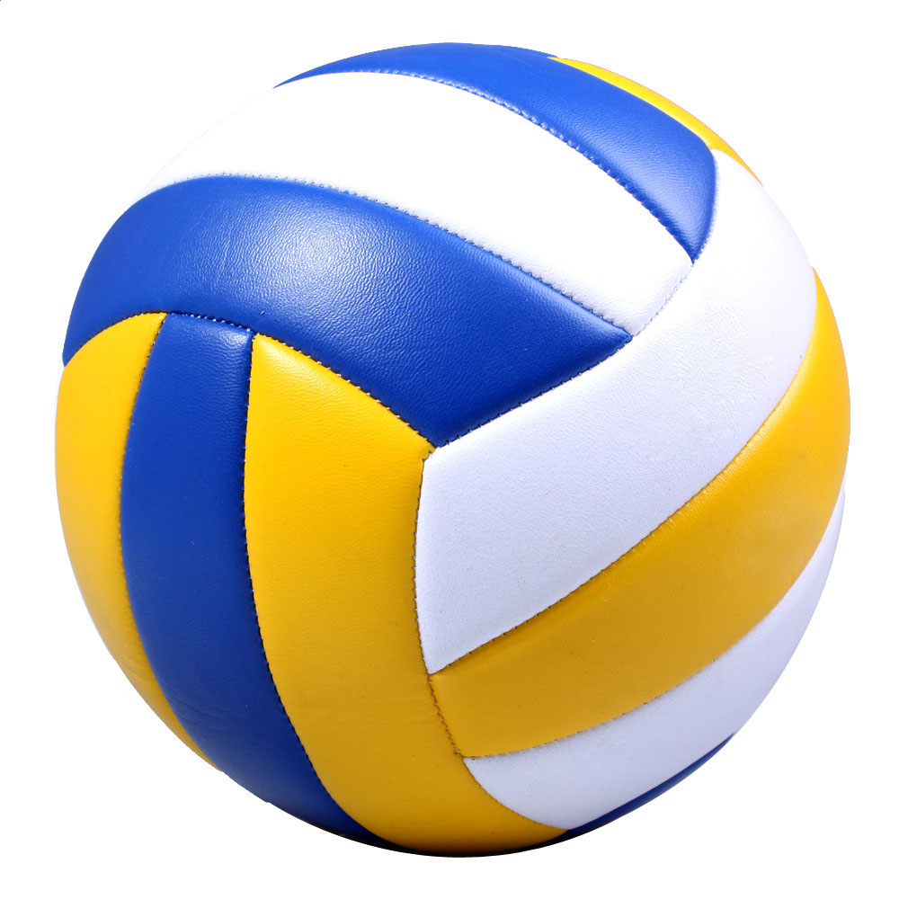 outdoor indoor official size 5 sand beach volleyball game ball soft pu