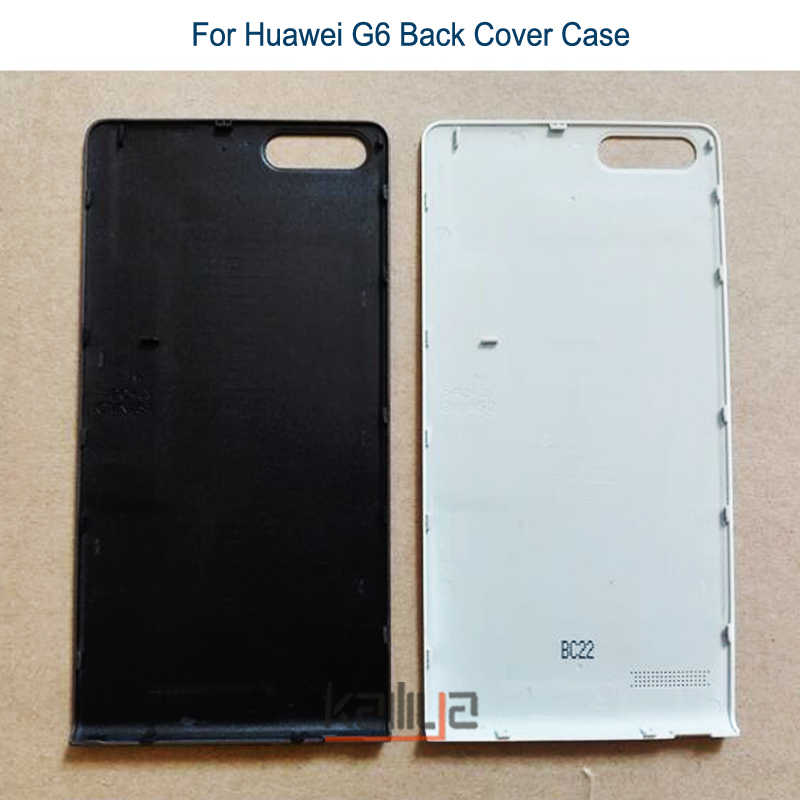 For Huawei Ascend G6 G6 U10 Mobile Phone Back Cover Case 4.5 ...