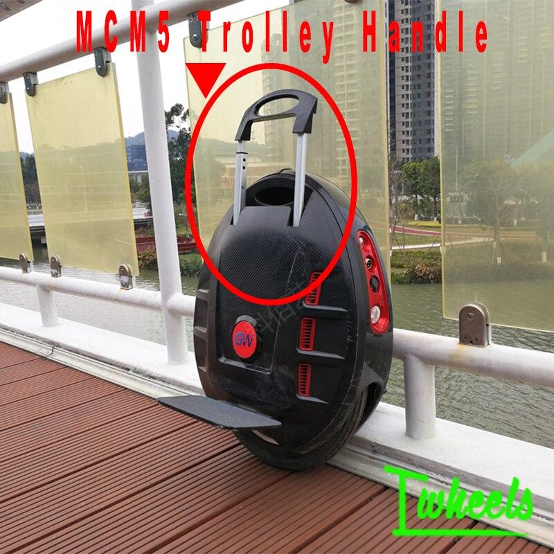 Original GotWay MCM5 carrinho alça monociclo elétrico substituição lidar com trolley