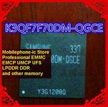 K3QF7F70DM-QGCE BGA216Ball LPDDR3 3 ГБ памяти мобильного телефона новые оригинальные и б/у припаянные шарики протестированы ОК