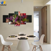 HOME BEAUTY Diy Digital Print Oil Painting By Numbers On Canvas Wall Home Decoration Paint Unique