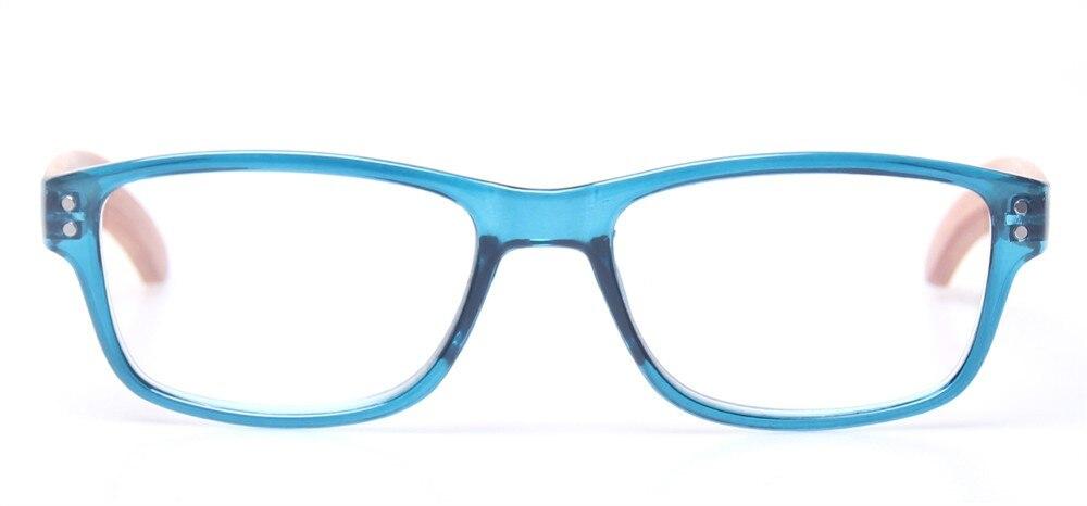 I lettori di qualità Primavera-Cerniere Retro Rockers Deluxe occhiali da lettura Black/Brown +0.75 q7R3Da