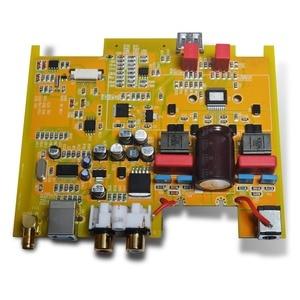 Image 5 - FX M 160E de Áudio Bluetooth 4.0 home theater Digital amplificador de Entrada De Áudio USB/SD/AUX/PC USB Lossless jogador 2*160 W