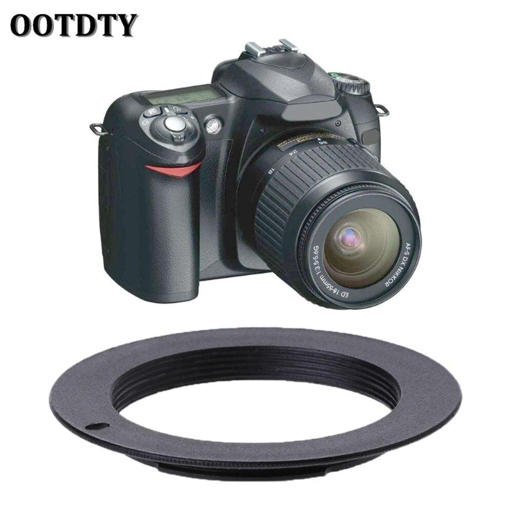 OOTDTY M42 Lens para NIKON AI Monte Anel Adaptador para NIKON D7100 D3000 D5000 D90 D700 D60