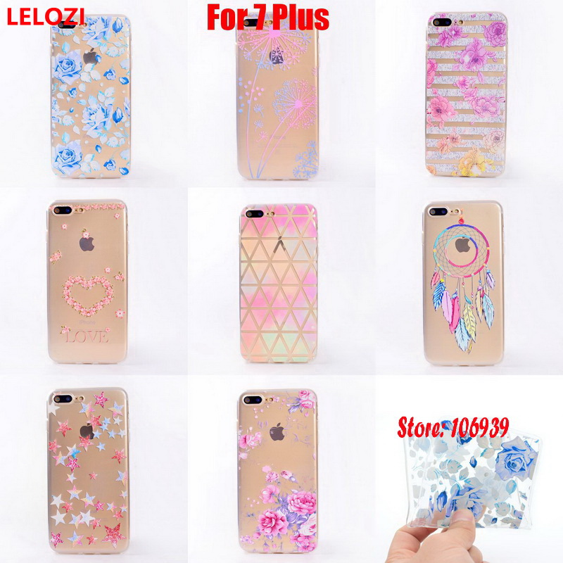 LELOZI Soft Transparent TPU Clear Silicone Silicon Gel Fundas Coque Case Cover Shell For ...