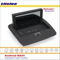 Liislee автомобиля Android gps NAV Navi карта навигации Системы для Volvo V50/S40 2004 ~ 2012 Радио стерео аудио мультимедиа нет dvd плеер