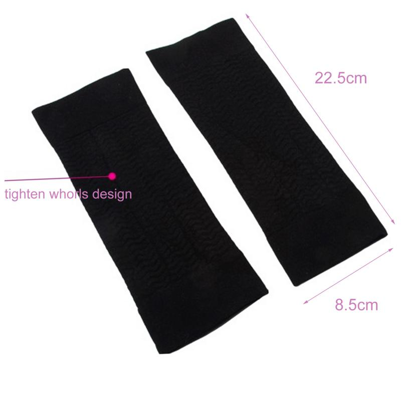 68f801367dd 1Pair Slimming Arms cincher + 1pair Legs Shaper firm arm slimming shaper  Bodybuilding Legs upper Arms Training Corset women Thin-in Slimming Product  from ...