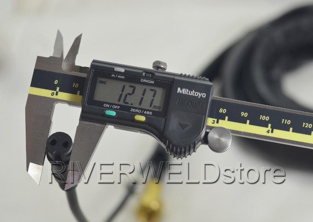 SG-51 установка воздушно-плазменной резки для резки плазменный резак в комплекте 50/60Amp 12 футов и 3,8 метр M16* 1,5