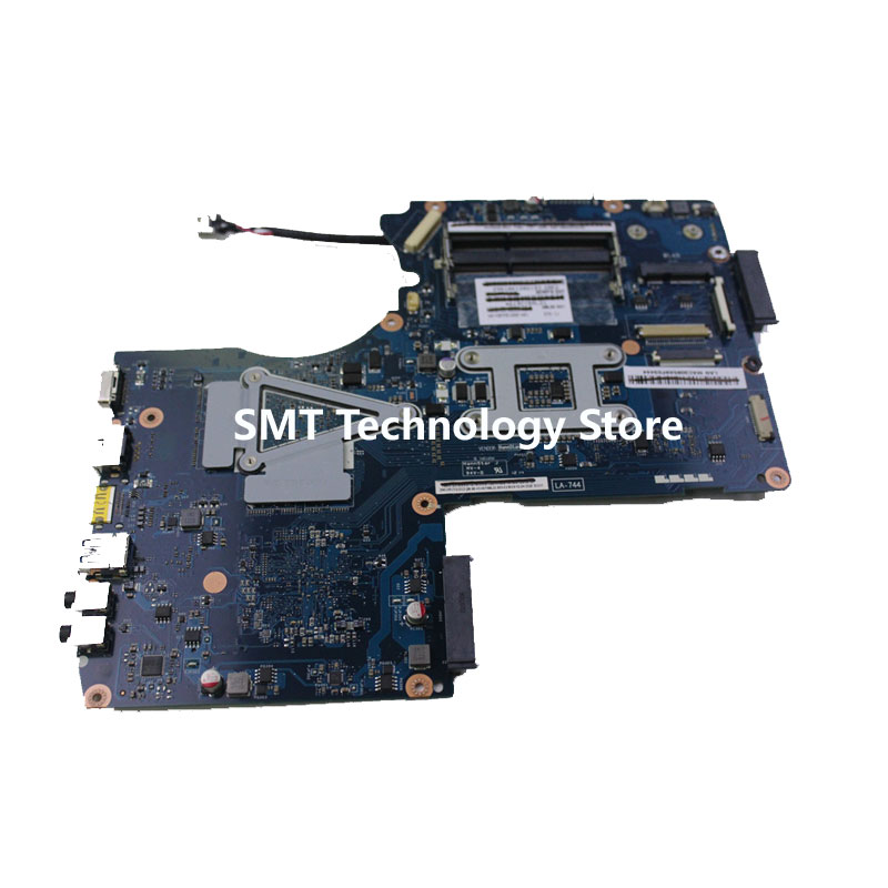 PBL80 LA-7441P Rev 2.0 motherboard for Asus X93S K93SM X93SM laptop motherboard main board gt630M 1GB tested top quality