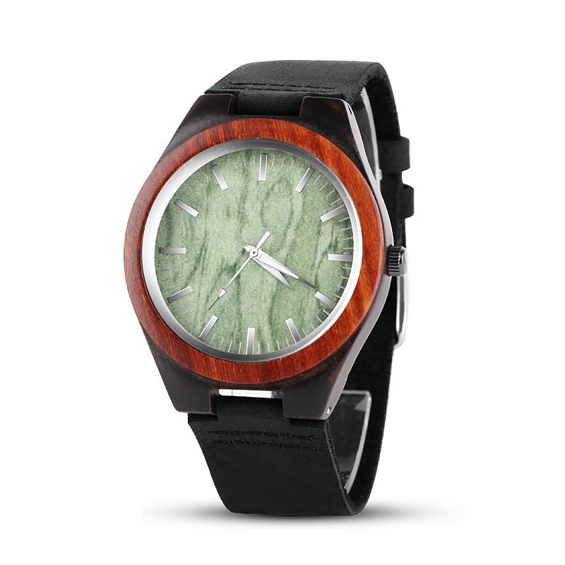 Wood Watches WAKNOER Luxury Wooden Watch Ladies Watches For Women Popular Luxury Full Wood Men's Watch Clock Montre Femme Saat