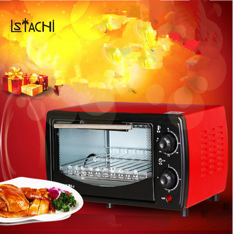 LSTACHi multifunction Mini household electric oven baking oven pizza cake one generation цена