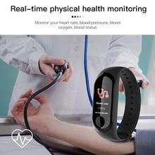 Get more info on the M3 Pro Smart Bracelet Fitness Tracker Blood Pressure Smart Watch Waterproof Smart Blood Pressure Heart Rate Monitor Bracelet