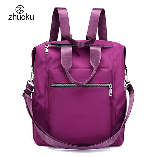 ee62d3ea8a aliexpress Women waterproof backpack travel Large capacity Mommy backpack  Bags