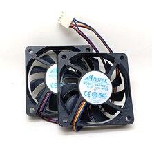 APISTEK, carte daffichage Ultra mince, ventilateur de refroidissement, contrôle PWM, Dissipation de chaleur de 6cm pièces/paire SA6102U, 2, 6010 nouveauté
