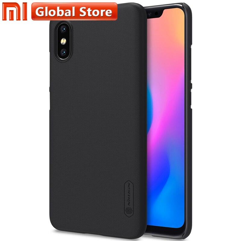For Xiaomi Mi 8 Explorer Edition Case NILLKIN Pc Hard Case For xiaomi mi8 explorer edition Cover Back Cases Coque Shell