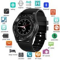 LIGE 2019 Mới Đồng Hồ Thông Minh Nam Nữ Thời Trang Tập Thể Thao Đồng Hồ Hỗ Trợ SIM Thẻ TF Đồng Hồ Thông Minh Smartwatch reloj inteligente Cho Android IOS