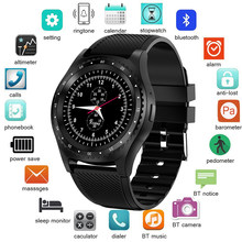 LIGE 2019 New Smart Watch Men Women Fashion Sport Fitness Watch Support SIM TF Card Smartwatch reloj inteligente For Android IOS(China)