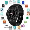 LIGE 2019 nuevo reloj inteligente hombres mujeres moda Deporte Fitness reloj soporte tarjeta SIM TF reloj inteligente para Android IOS