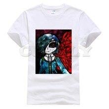 2019 anime round neck Tokyo Ghoul Kaneki Ken streetwear oggai / Sasaki men shirts tshirts fashions