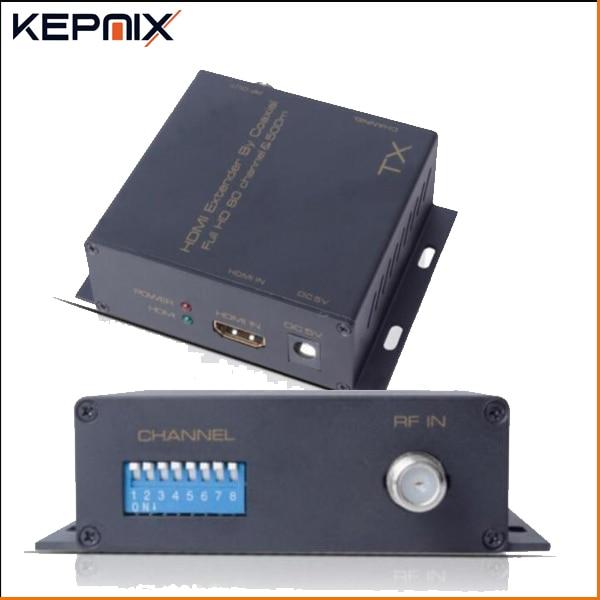 Rf modulato DVB-T Modulatore vs satlink ws6990 Convertire HDMI Extender di segnale al digitale DVB-T HDMI DVB-T Modulatore