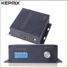 РЧ модулятор DVB-T модулятор Satlink ws6990 преобразователь HDMI удлинитель сигнала на цифровой DVB-T HDMI на DVB-T модулятор