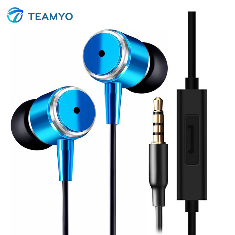 Original JMF Metal In-Ear Stereo Earphones Super Bass Music Headset With Mic 3.5mm Earphone For iPhone Samsung and All Phone MP3 sport original earphones headphone for iphone samsung xiaomi android in ear mic stereo music bass earphone headset anti sweat