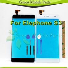 For Elephone S3 Touch Screen For Umi 8 Elephone S3 Touch Screen No LCD Display Panel Glass