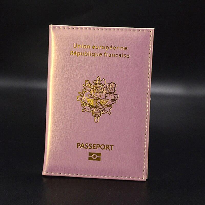 Cute Passport Cover France Original edition Passeport Covers for Francais Girls Pasport etui passeport franceCute Passport Cover France Original edition Passeport Covers for Francais Girls Pasport etui passeport france