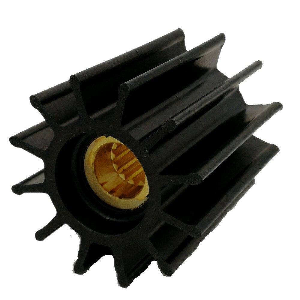 Impeller Replaces Cummins 4019403 4933743 Sherwood 18000K Johnson 09-705BT-1Impeller Replaces Cummins 4019403 4933743 Sherwood 18000K Johnson 09-705BT-1